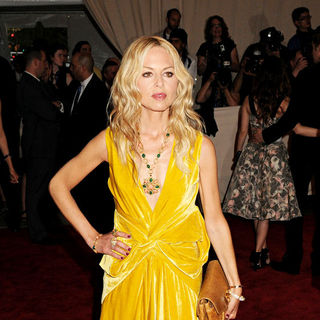 Rachel Zoe in The Costume Institute Gala Benefit