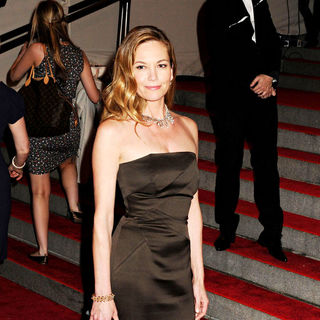 Diane Lane in The Costume Institute Gala Benefit