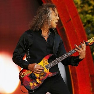 Kirk Hammett, Metallica-Global Citizen Festival 2016