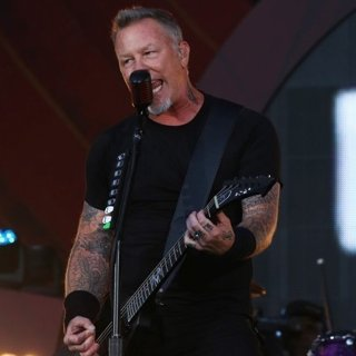 James Hetfield, Metallica-Global Citizen Festival 2016