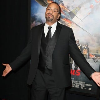 Method Man in The New York Premiere of Red Tails - method-man-red-tails-ny-premiere-01