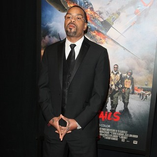 Method Man in The New York Premiere of Red Tails - method-man-red-tails-ny-premiere-02
