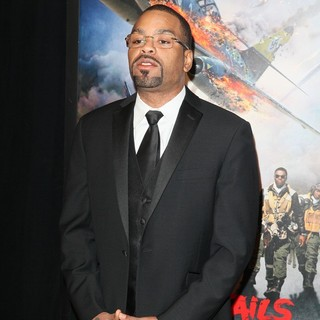Method Man in The New York Premiere of Red Tails
