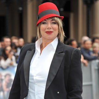 Mia Michaels in The UK Premiere of Rock of Ages