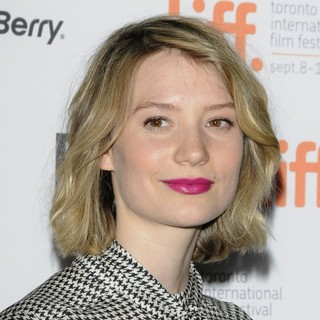 Mia Wasikowska in Restless Premiere Arrivals - During The 36th Annual Toronto International Film Festival