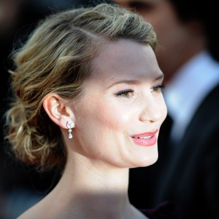 Mia Wasikowska in Lawless Premiere - During The 65th Annual Cannes Film Festival