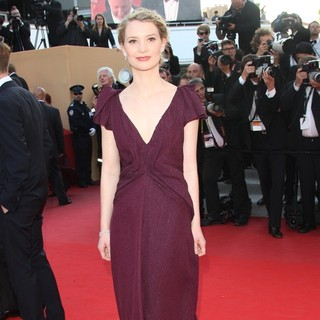 Lawless Premiere - During The 65th Annual Cannes Film Festival - mia-wasikowska-65th-cannes-film-festival-03