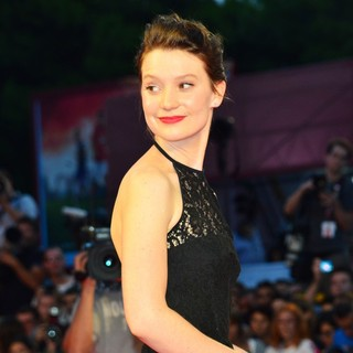 Mia Wasikowska in 70th Venice Film Festival - Tracks - Premiere