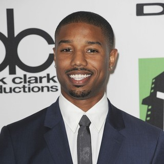 Michael B. Jordan in The 17th Annual Hollywood Film Awards