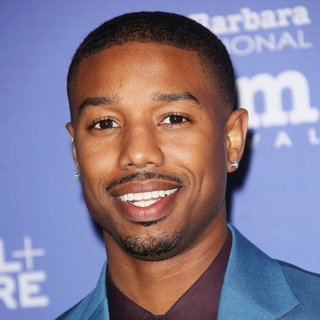 Michael B. Jordan in 29th Santa Barbara International Film Festival - Virtuosos Award Ceremony
