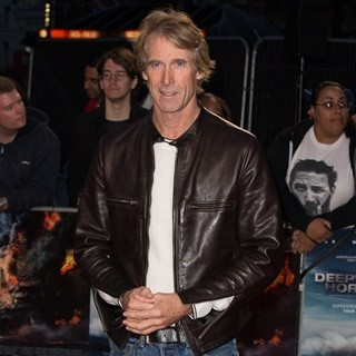 Michael Bay-European Premiere of Deepwater Horizon