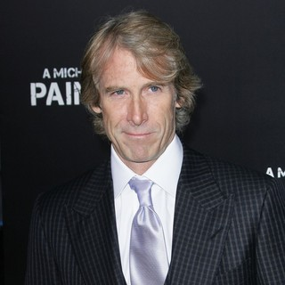 Michael Bay in Los Angeles Premiere of Pain and Gain - Arrivals