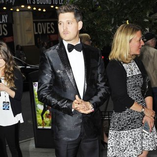 Michael Buble - Songwriters Hall of Fame 2015 46th Annual Induction and Awards Gala