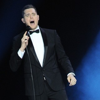 Michael Buble - Michael Buble Performs Live as Part of His To Be Loved Tour
