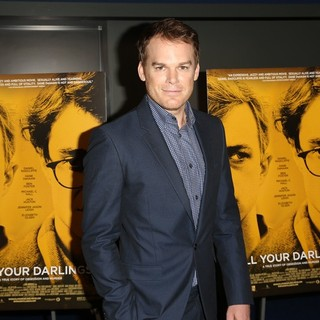 Michael C. Hall in Los Angeles Premiere of Kill Your Darlings