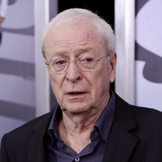 Michael Caine in New York Premiere of Now You See Me