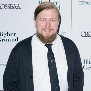 Michael Chernus in The New York Premiere of Higher Ground - Arrivals