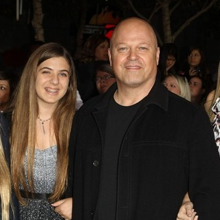 Michael Chiklis in The Twilight Saga's Breaking Dawn Part I World Premiere