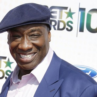 Michael Clarke Duncan in 2010 BET Awards