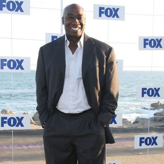 Michael Clarke Duncan in 2011 Fox All Star Party - Arrivals