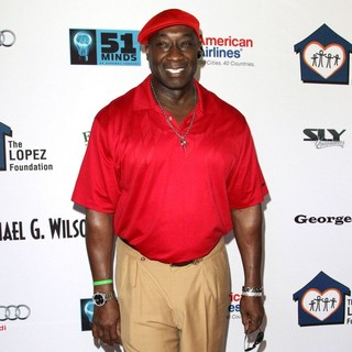 Michael Clarke Duncan in The 4th Annual Lopez Foundation Celebrity Golf Classic