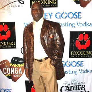 Michael Clarke Duncan in FoxxKing Entertainment's Post Grammy Event Hosted by Jamie Foxx - Arrivals