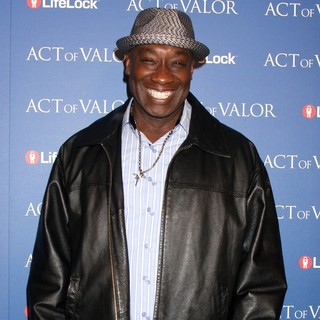 Michael Clarke Duncan in The Los Angeles Premiere of Act of Valor - Arrivals