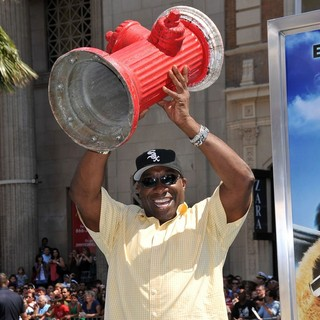 Michael Clarke Duncan in Los Angeles Premiere of Cats and Dogs: The Revenge of Kitty Galore