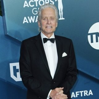 Michael Douglas in 26th Annual SAG Awards - Arrivals
