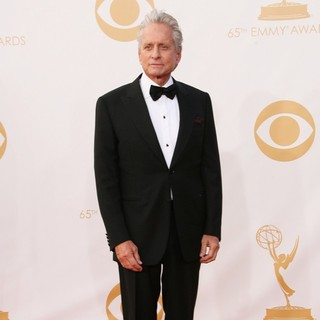 Michael Douglas in 65th Annual Primetime Emmy Awards - Arrivals