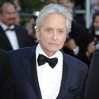 Michael Douglas in 66th Cannes Film Festival - Behind the Candelabra Premiere