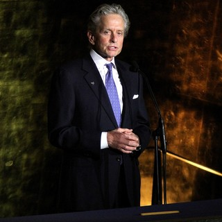 Michael Douglas in International Jazz Day Sunset Concert