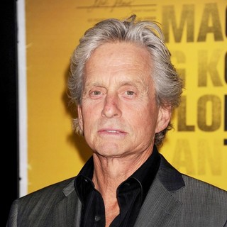 Michael Douglas in New York Premiere of Contagion - Arrivals