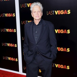 Michael Douglas - The Last Vegas New York Premiere