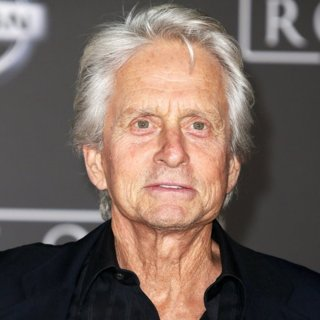 Michael Douglas in Premiere of Walt Disney Pictures and Lucasfilm's Rogue One: A Star Wars Story