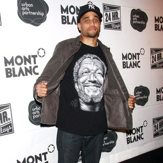 Michael Ealy in The After Party for The 10th Annual Production of The 24 Hour Plays - Arrivals