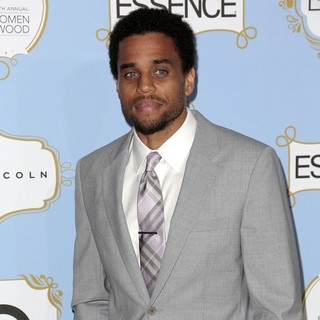 Michael Ealy in 6th Annual Essence Black Women in Hollywood Luncheon