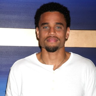 Michael Ealy in Comic-Con 2011 - Day 2 - Celebrity Sightings