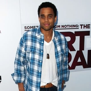 Michael Ealy in The New York Premiere of Something from Nothing: The Art of Rap