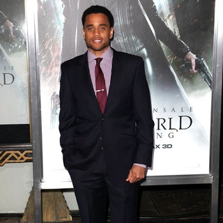 Michael Ealy in Premiere of Screen Gems' Underworld: Awakening - Arrivals