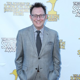 Michael Emerson in The Academy of Science Fiction, Fantasy and Horror Films' 2013 Saturn Awards - Arrivals - michael-emerson-2013-saturn-awards-01