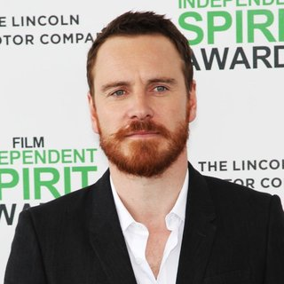 Michael Fassbender in The 2014 Film Independent Spirit Awards - Arrivals