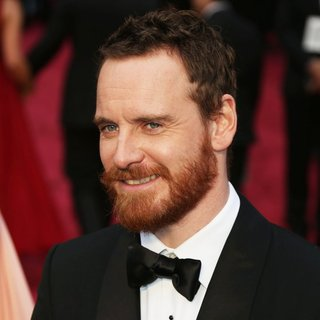 Michael Fassbender in The 86th Annual Oscars - Red Carpet Arrivals