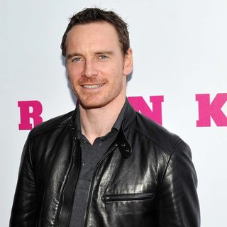 Michael Fassbender in Irish Premiere of Frank