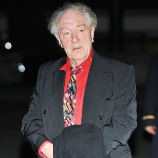 Michael Gambon in London Evening Standard British Film Awards 2013 - Arrivals