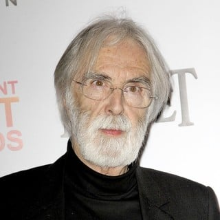 Michael Haneke in 2013 Film Independent Spirit Awards - Press Room