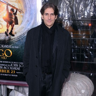 Michael Imperioli in Hugo Premiere