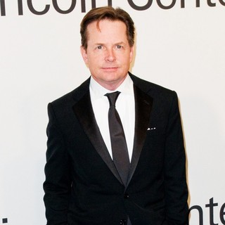 Michael J. Fox in Lincoln Center Presents: An Evening with Ralph Lauren Hosted by Oprah Winfrey