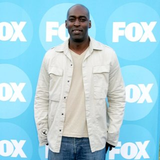Michael Jace in The FOX TCA Party