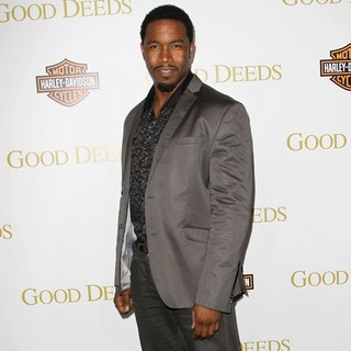 Michael Jai White in Lionsgate's Good Deeds Premiere
